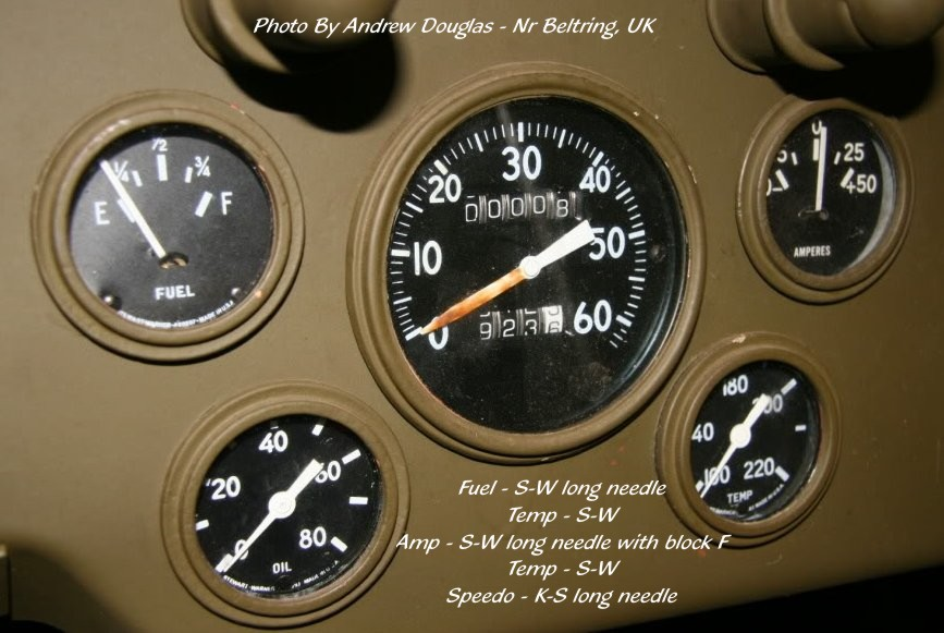 MB and GPW Speedos and Gauges