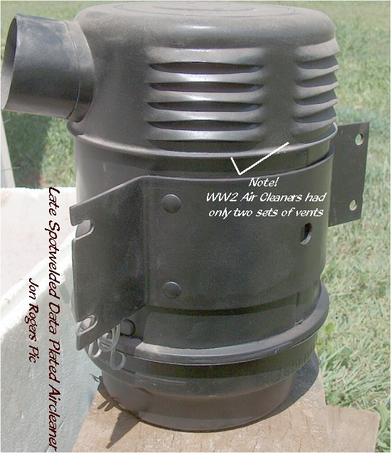 Willys Oil Bath Air Cleaner : Oil bath air cleaner g military vehicle message forums