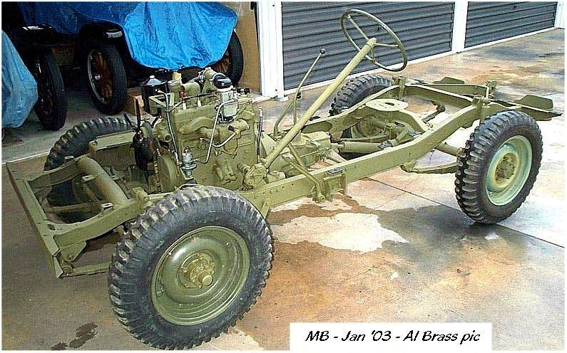 Jeeps For Sale In Va >> Desert Jeep Engine - G503 Military Vehicle Message Forums