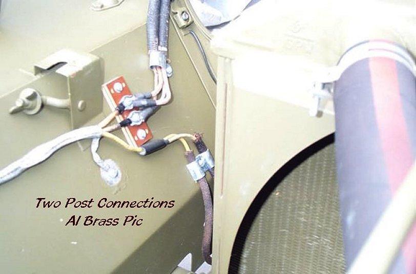 Gpw Rear Wiring Harness