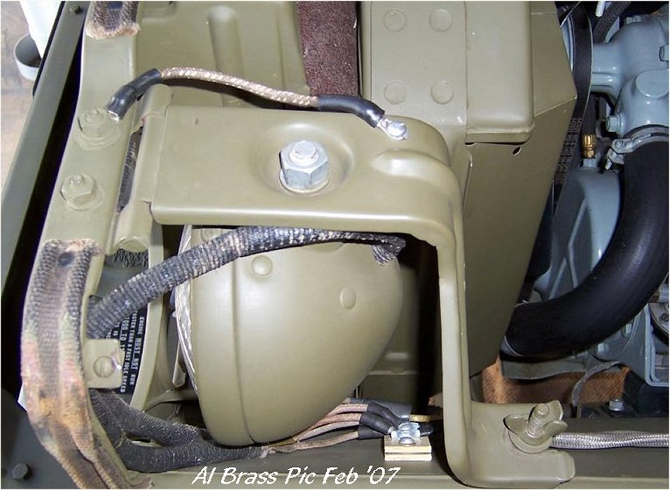 military vehicle message forums bull view topic headlight image
