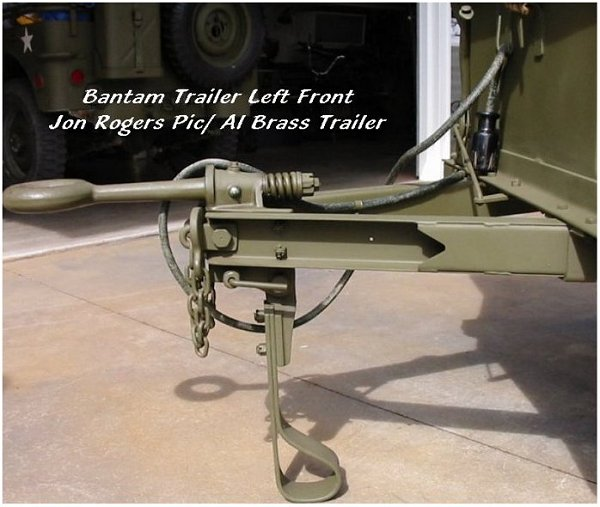 Trailer 1  4ton Willys  U0026 Bantam Part Colours  Colors